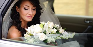 Samochód z kierowcą, do ślubu