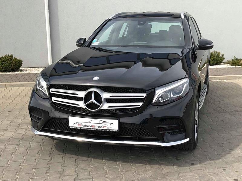Mercedes GLC 220 d