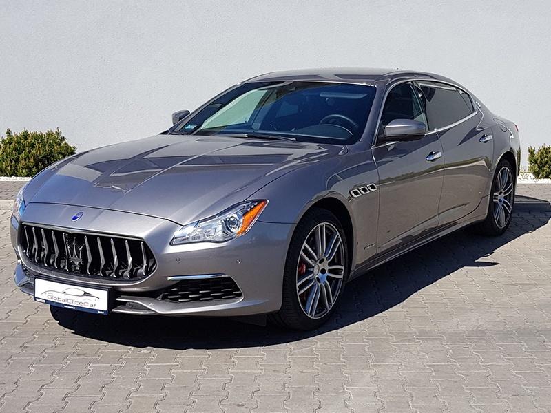 Maserati Quatrroporte-Granlusso