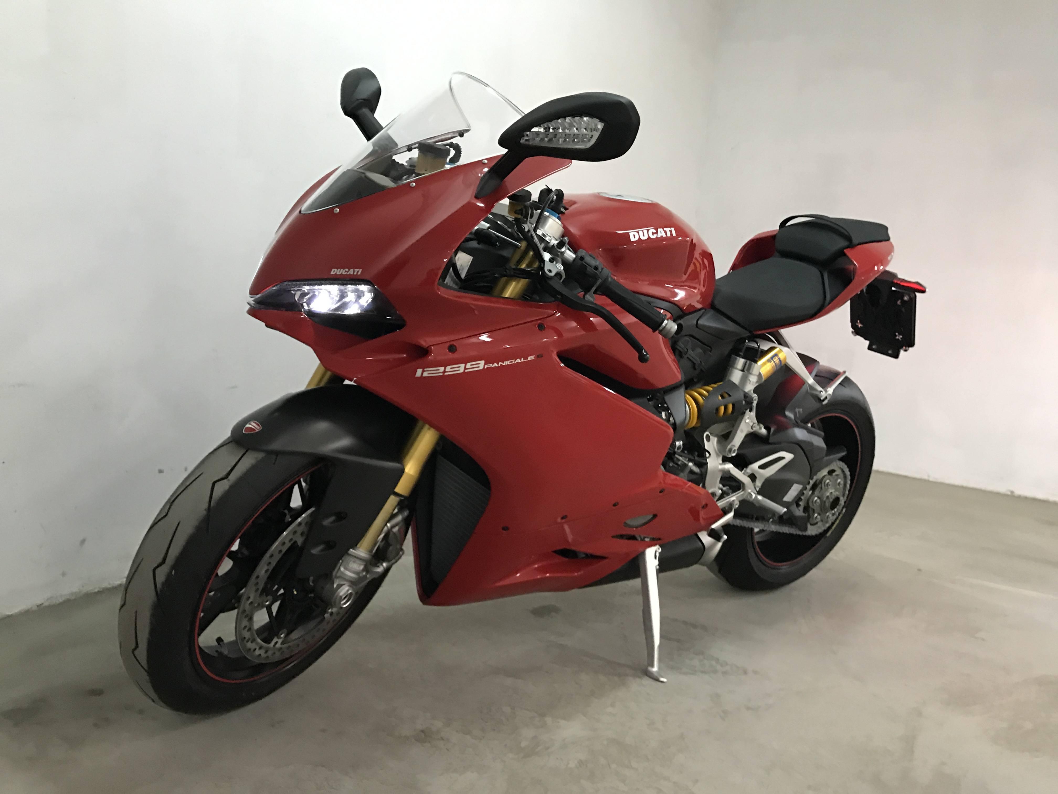 Ducati 1299 Panigale S