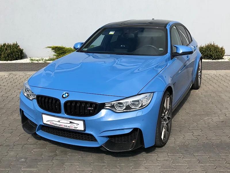 BMW M3 - Wypożyczalnia samochodów Warszawa