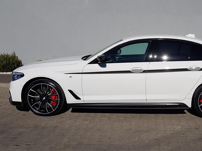 BMW 5 M Performance