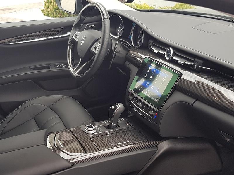 Maserati Quatrroporte-Gransport