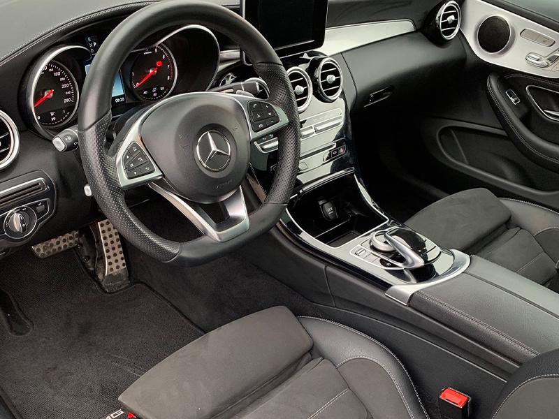 Mercedes C 200 COUPE PAKIET AMG
