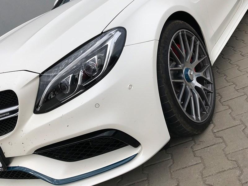 Mercedes C 63S AMG CABRIO