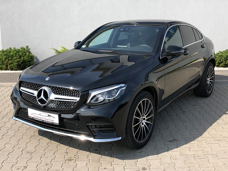 Mercedes GLC Coupe PAKIET AMG