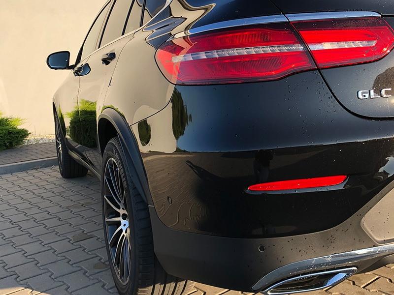 Mercedes GLC Coupe PAKIET AMG