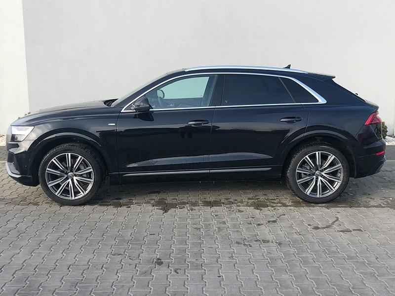 Audi Q8 quattro