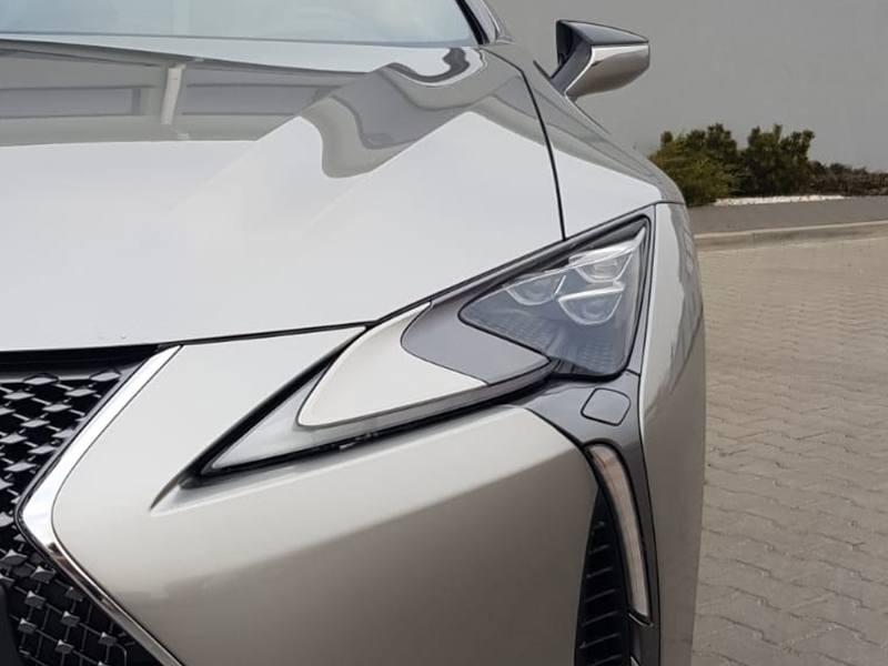 LEXUS LC 500 V8 SuperTurismo
