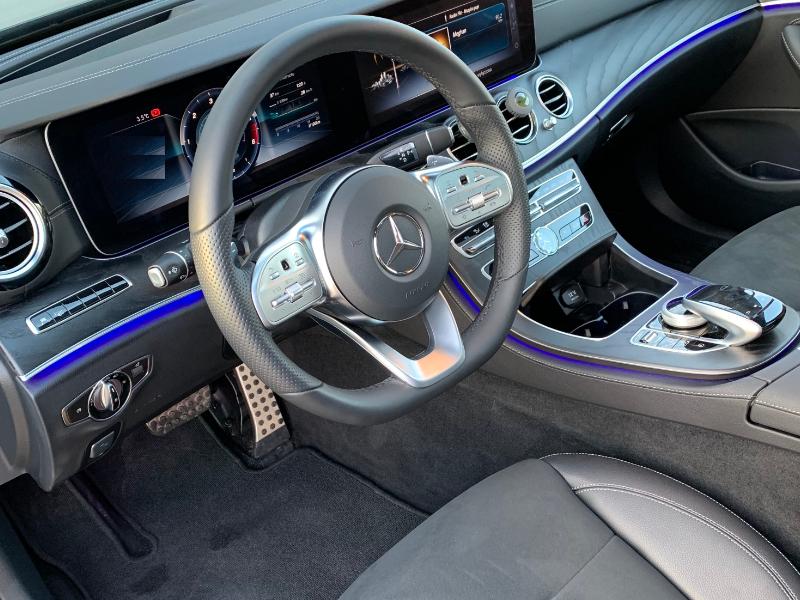 Mercedes E 220D PAKIET AMG