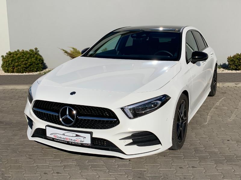 Mercedes A 200 PAKIET AMG