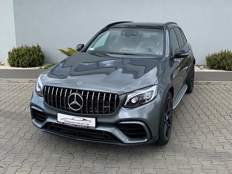 Mercedes GLC 63S AMG