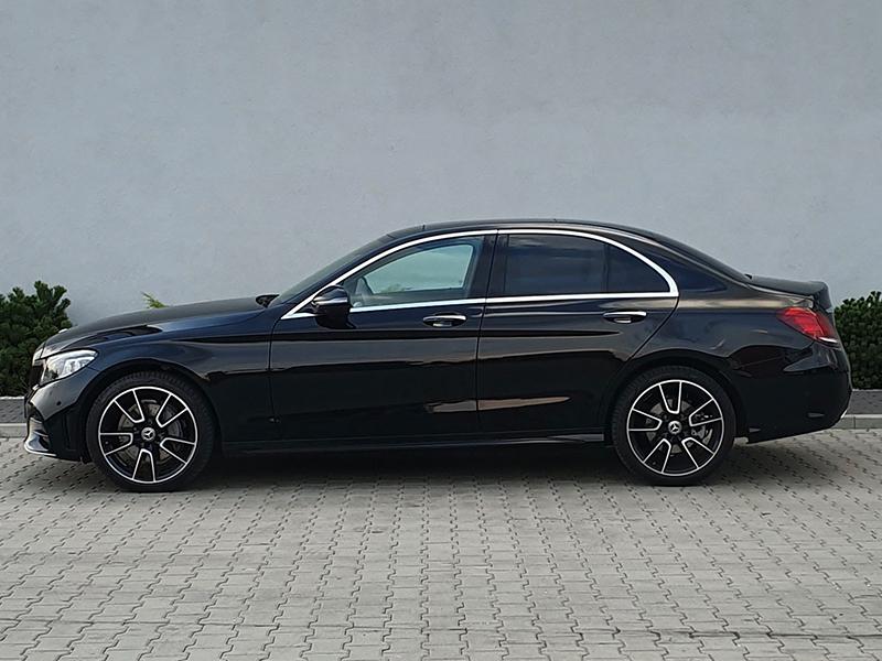 Mercedes C220 D PAKIET AMG