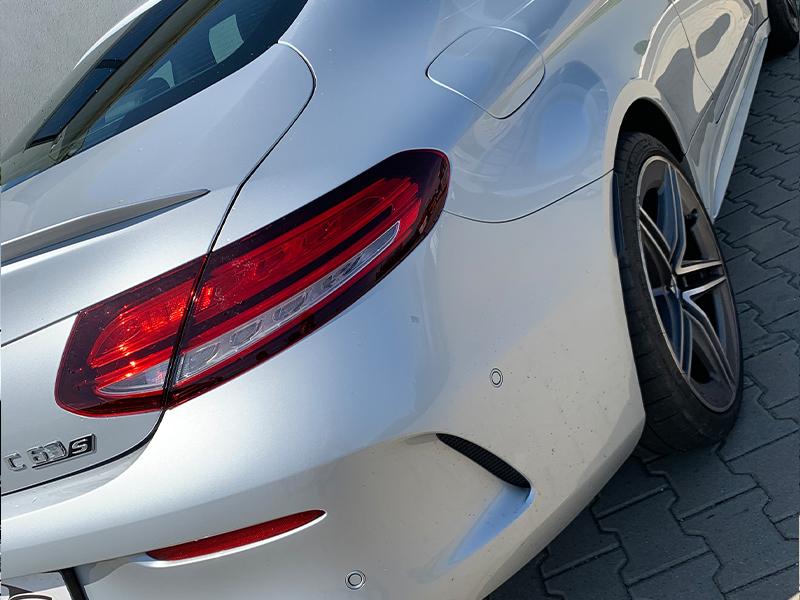 Mercedes C 63s Coupe