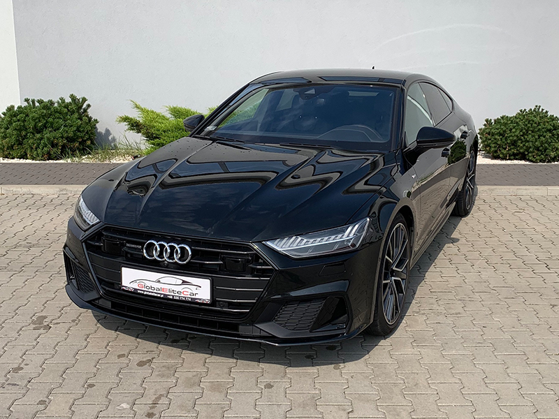 Audi A7 S-Line