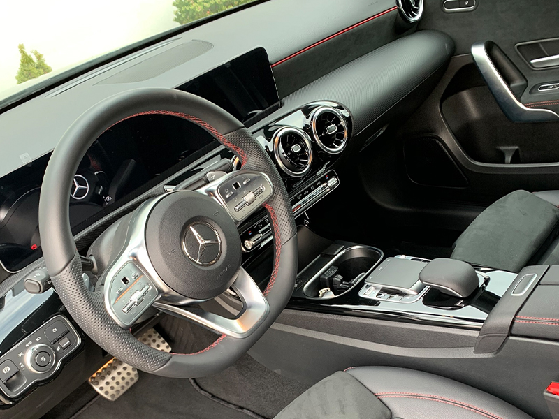 Mercedes A 200 Limuzyna