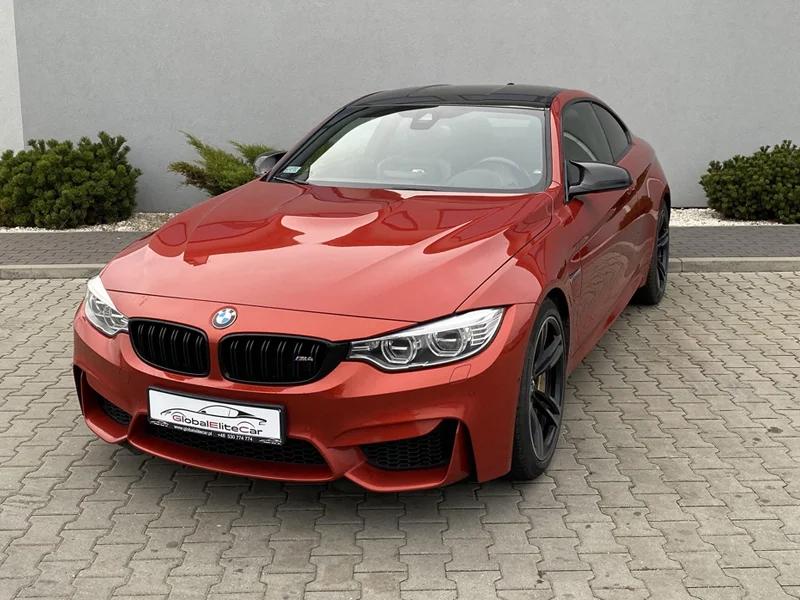 BMW M4 - Wypożyczalnia samochodów Warszawa