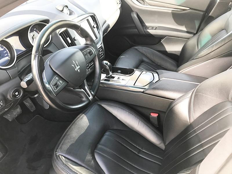 Maserati Ghibli- 3