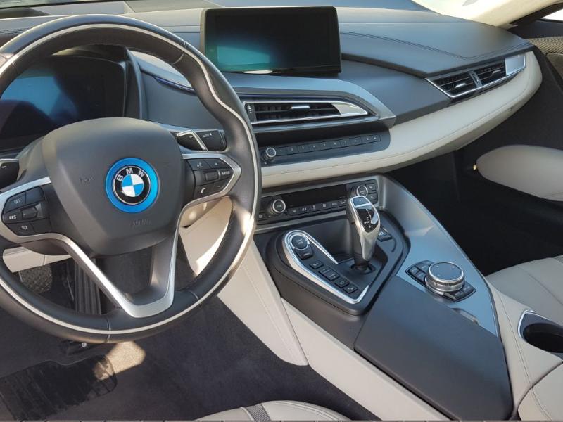 BMW i8- 5