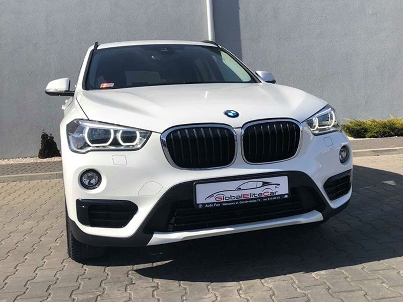BMW X1- 1
