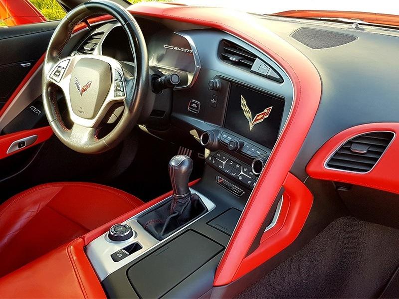 Chevrolet Corvette- 5