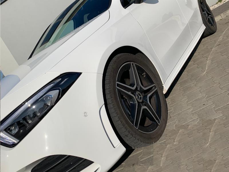 Mercedes A200 PAKIET AMG- 3