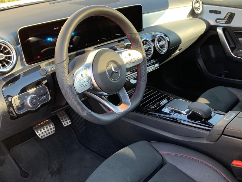Mercedes A200 PAKIET AMG-5