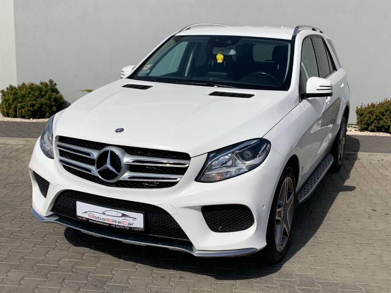 Mercedes GLE 350D 4-MATIC