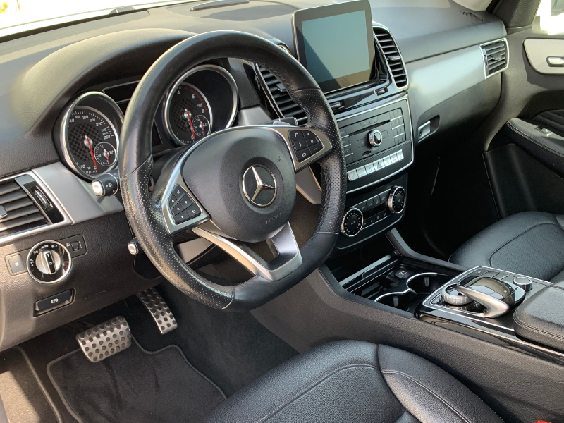 Mercedes GLE 350D 4-MATIC- 5