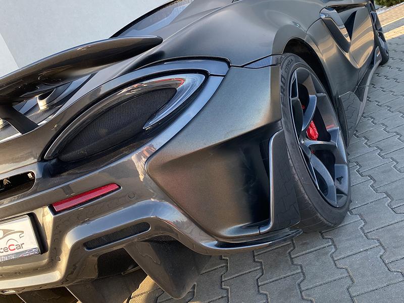 McLaren 600 LT- 4