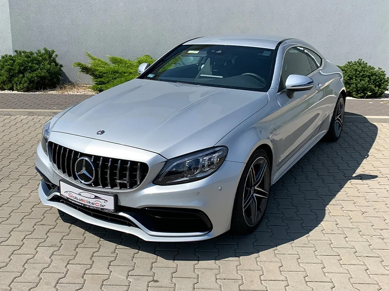 Mercedes C63S AMG Coupe