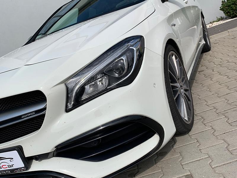 Mercedes CLA 45 AMG- 3