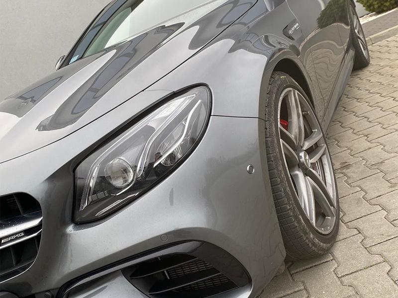 Mercedes E63S AMG- 3
