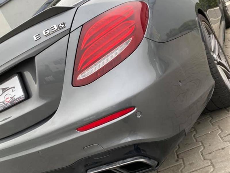 Mercedes E63S AMG- 4
