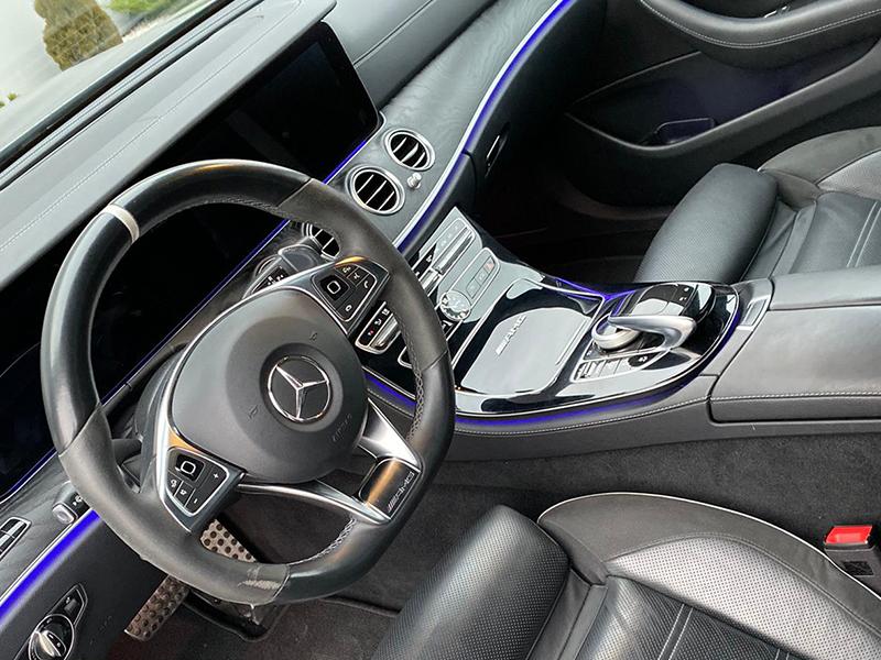 Mercedes E63S AMG- 5