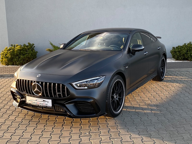 Mercedes-AMG GT 43 4MATIC