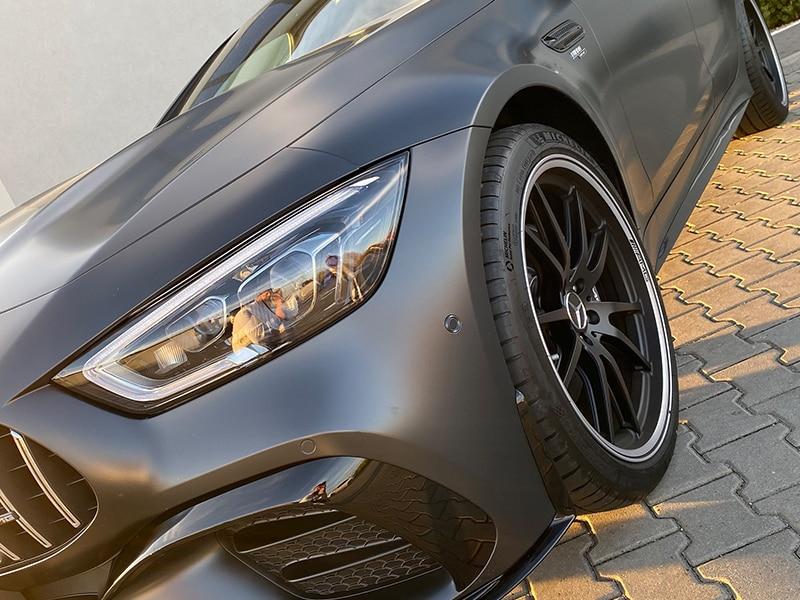 Mercedes GT 43 AMG 4-MATIC- 3