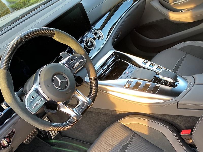 Mercedes GT 43 AMG 4-MATIC- 5
