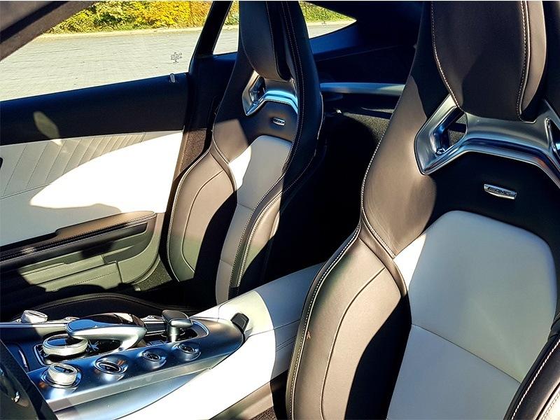 Mercedes AMG GT-5