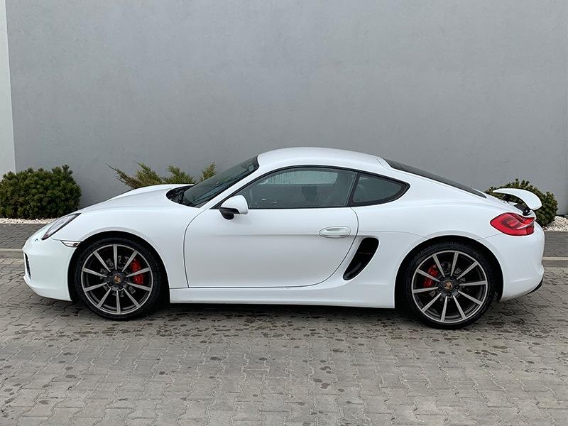 Porsche Cayman S-1
