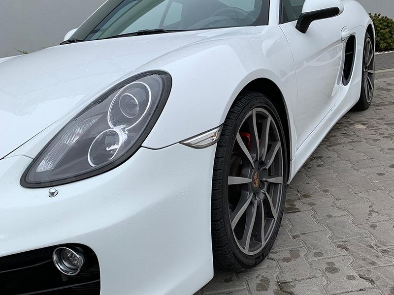 Porsche Cayman S-2