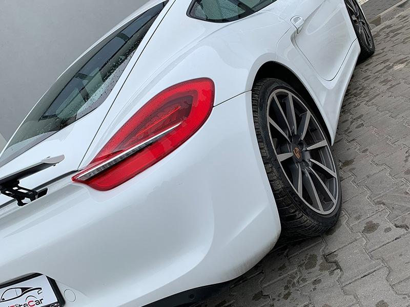 Porsche Cayman S-3
