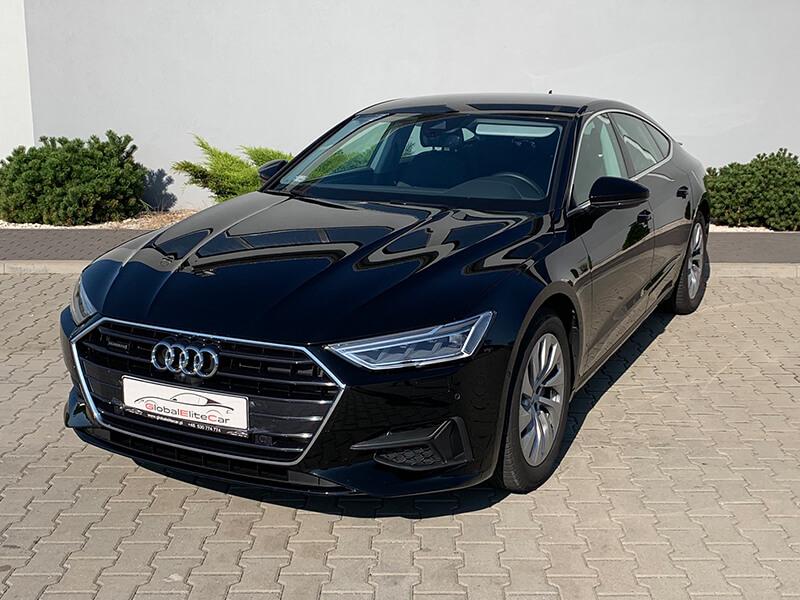 Audi A7 204 KM