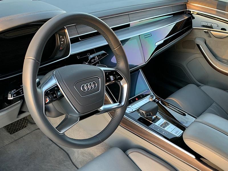 Audi A8-5