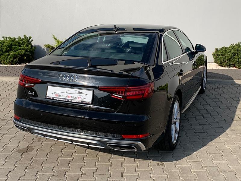 Audi A4 S-Line- 1