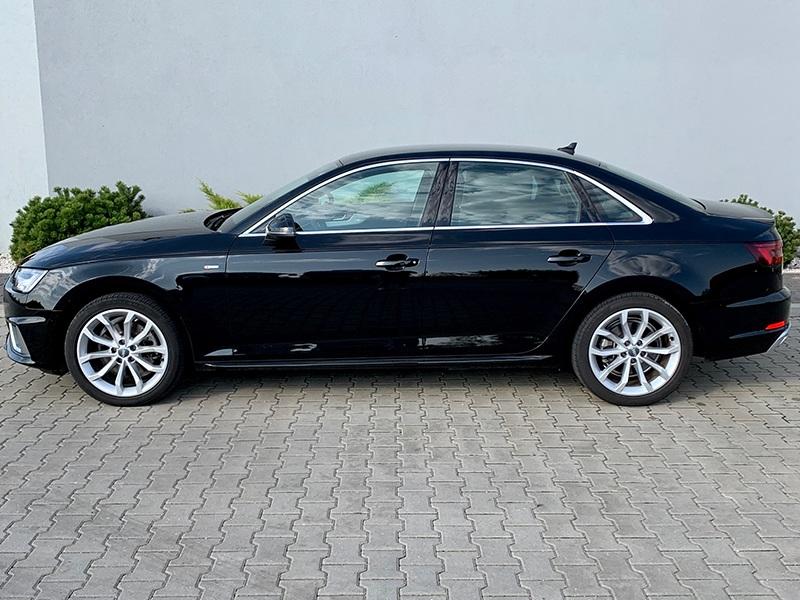 Audi A4 S-Line- 2