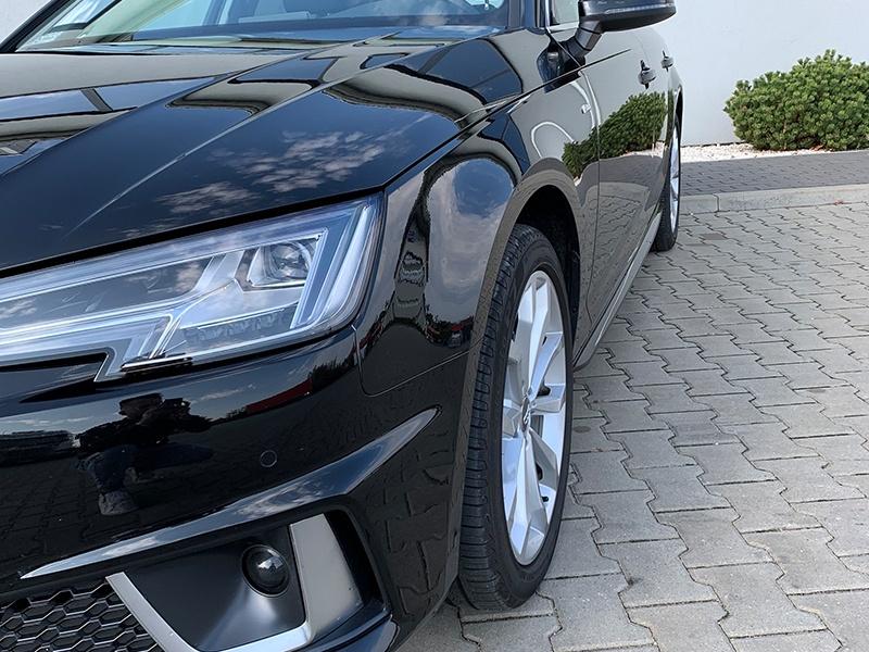 Audi A4 S-Line- 3