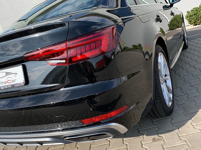 Audi A4 S-Line- 4