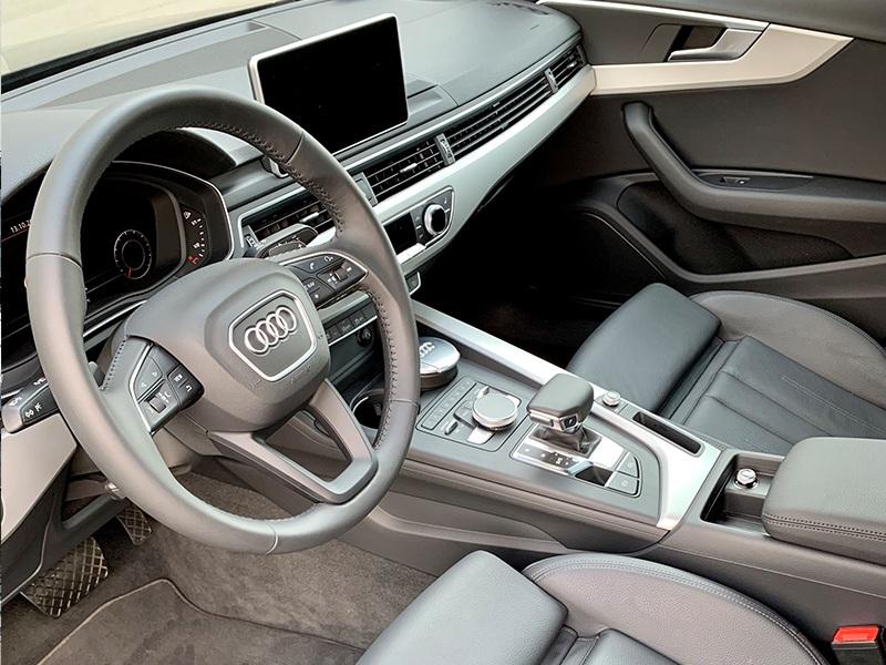 Audi A4 S-Line- 5