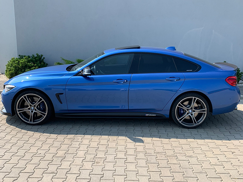 BMW 430i Gran Coupe-2